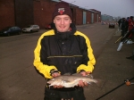 Lee and his 2.8.0 Codling