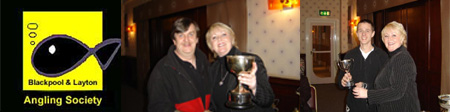 Blackpool & Layton Angling Society - Presentation Night