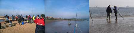 Perch Rock, Wirral, RIver Mersey